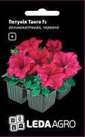 Семена петунии Танго F1, 10 сем., крупноцветковая красная