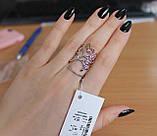 Серебряное кольцо Арт.1800, фото 3