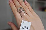 Серебряное кольцо Арт.1800, фото 5