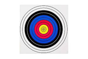 Мишень для стрельбы из лука и арбалета большая (60x60 см) - 10 шт