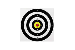 Мишень для стрельбы из лука и арбалета средняя (40x40 см) -10 шт