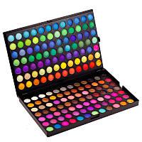 Профессиональный набор теней для век МАС 168 оттенков №2 Полноцветные, фото 1