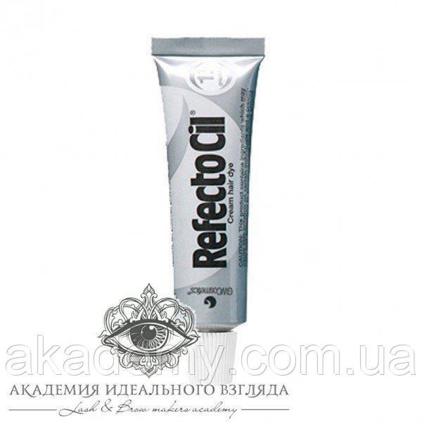 Краска для бровей и ресниц RefectoCil 1.1 графит Рефектосил