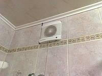 Вентиляция в ванной комнате (интересные статьи)