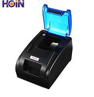 Принтер чеков POS-5890 + рулон бумаги!