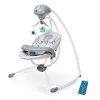 Качелидля новорожденных Bambi SG 301 с электроприводом карусель музыкальная