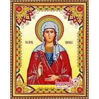 Набор для вышивки икон бисером Святая Лариса