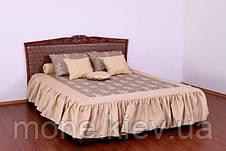 """Кровать """"Карина"""" двуспальная с мягким изголовьем и подъемным механизмом , фото 2"""
