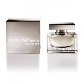 Dolce Gabbana L`eau The One edt 75 ml
