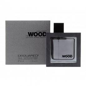 Мужская туалетная вода Dsquared2 Silver Wind Wood edt 100 ml