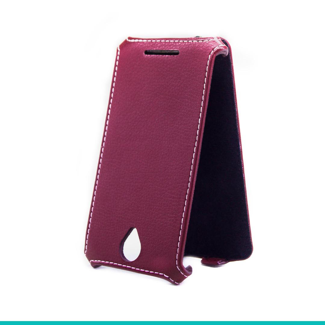 Флип-чехол LG K500 X View