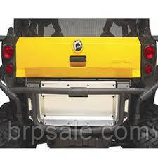 Захист дверцята багажника Tale gate trim