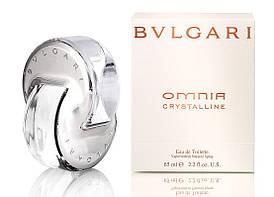 Женская туалетная вода Bvlgari Omnia Crystalline EDT 65 ml