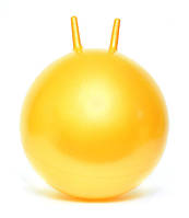 Мяч гимнастический 55см + насос SMJ GB-S 1106, фото 1