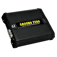 Моноусилитель Ground Zero GZCA 5.0K-SPL, фото 1