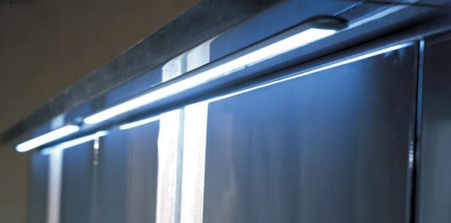 Шкаф 6-дверный Капри (карниз подсветка)