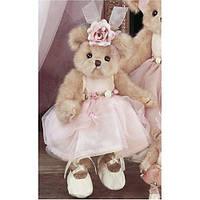 "Медвежонок коллекционный  ""Тини Балерина""  Bearington Bears Tippy Toeshoes"