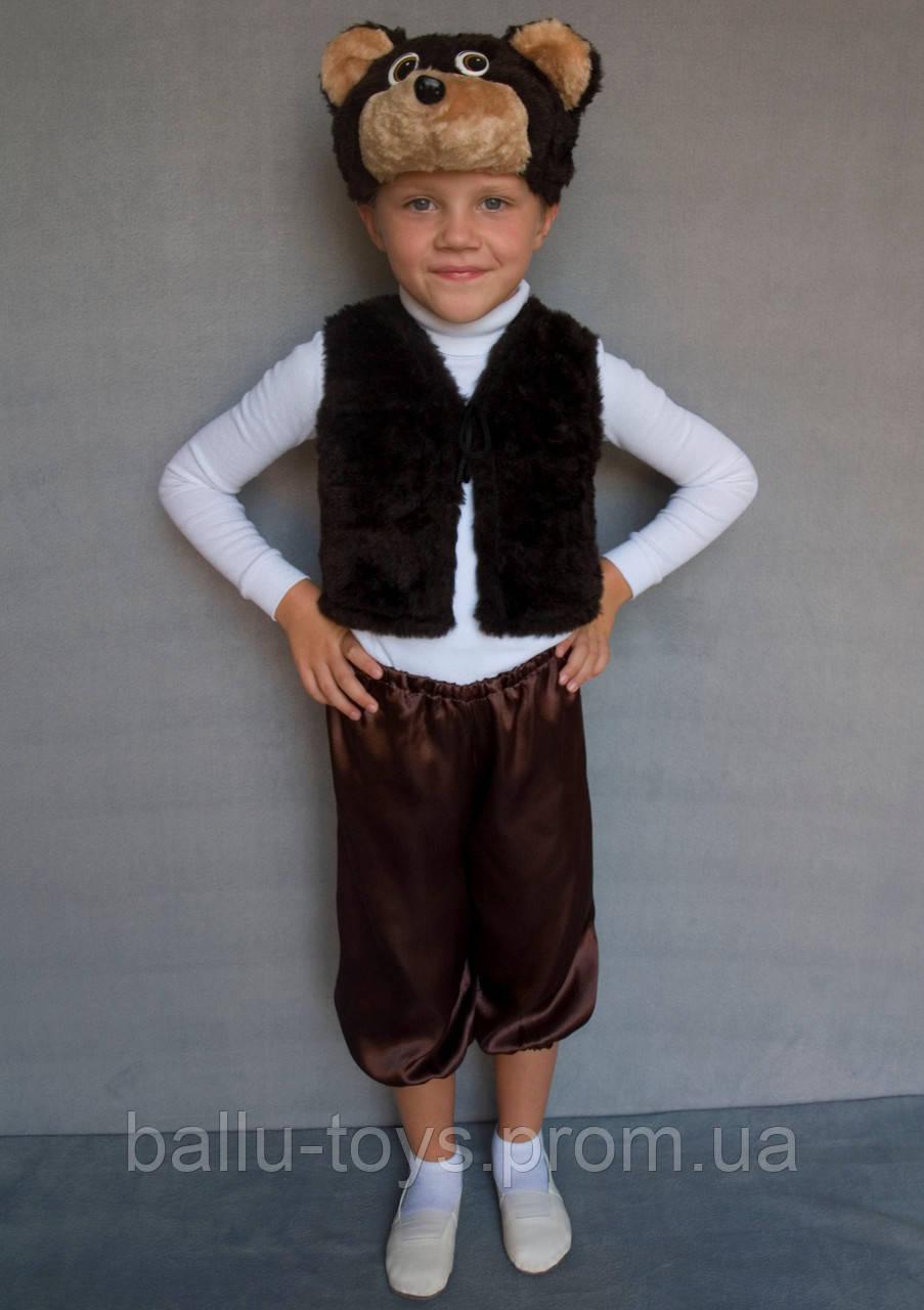 Маскарадный костюм для мальчика Мишка (3-6 лет)