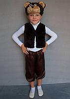 Маскарадный костюм для мальчика Мишка (3-6 лет), фото 1