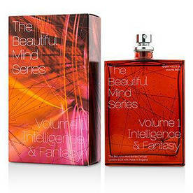 Escentric Molecules The Beautiful Mind Series Intelligence & Fantasy edt 100 ml