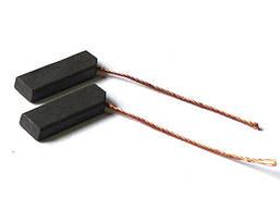 Щетки 5-12,5-34 мономатериал для электродвигателя стиральных машин Bosch
