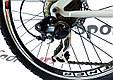 """Подростковый велосипед ARDIS AVENGER MTB 24"""" 13"""" Белый/Зеленый, фото 8"""