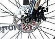 """Подростковый велосипед ARDIS AVENGER MTB 24"""" 13"""" Белый/Зеленый, фото 9"""