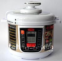 Мультиварка-скороварка ROTEX REPC58-G (5 л, 17 программ)