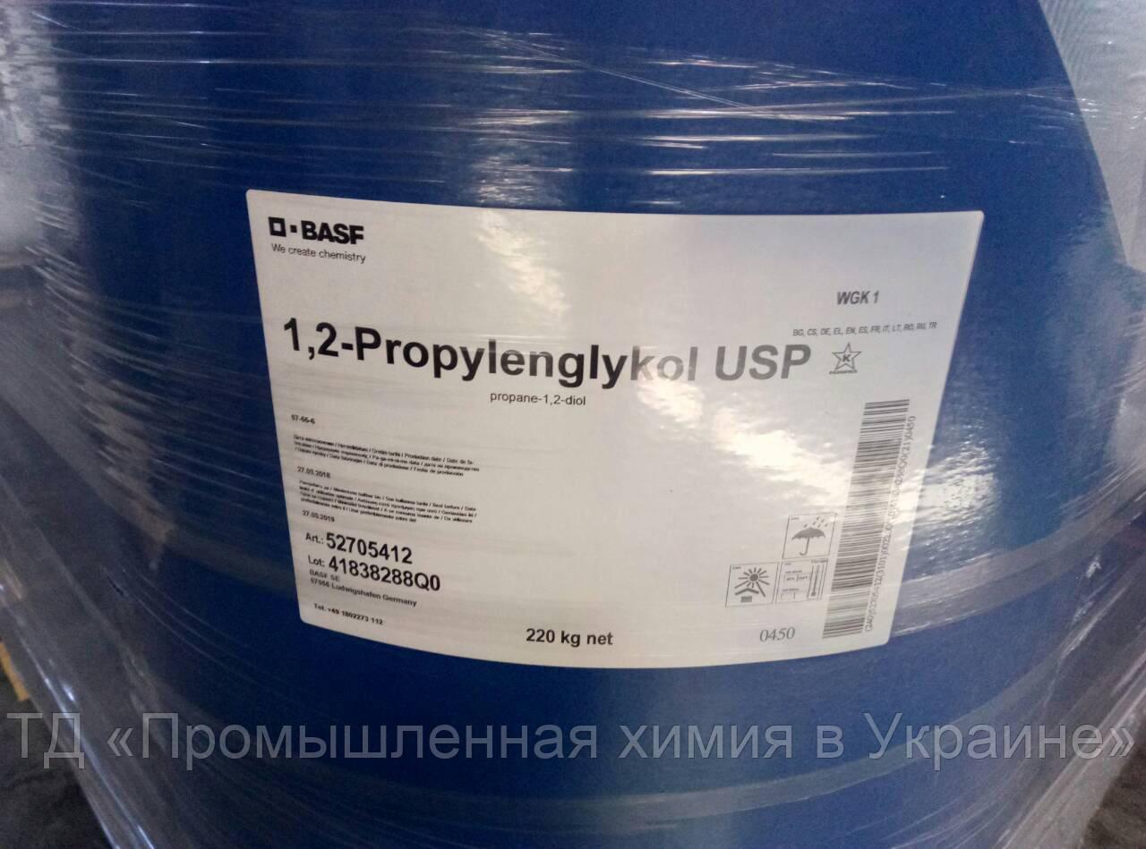 Пропиленгликоль чистый BASF