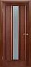 Двери Белоруссии Троя ПО тёмный орех