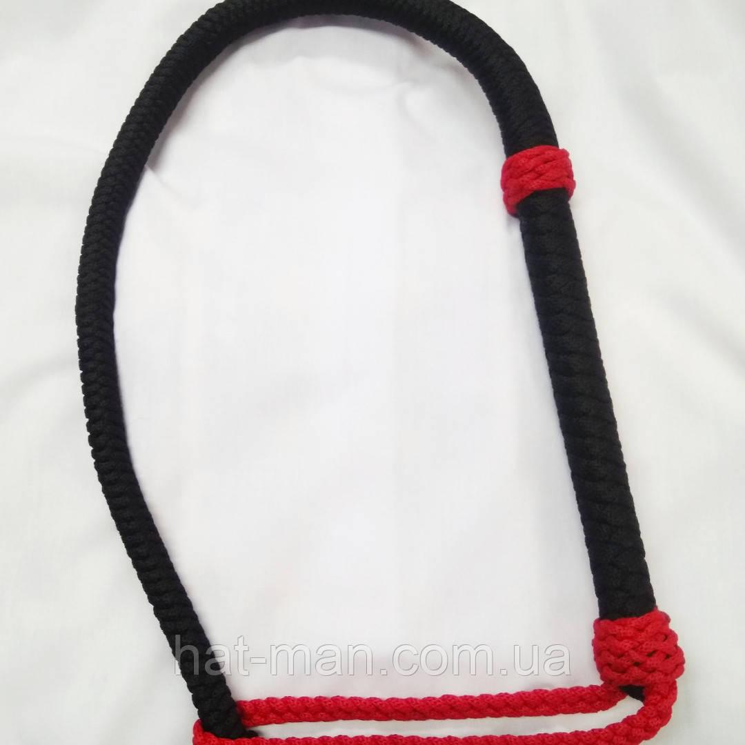Нагайка Блек Джек з мотузки