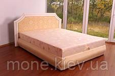 """Кровать """"Шарлотта"""" двуспальная с мягким изголовьем и подъемным механизмом , фото 3"""