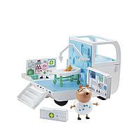 Игровой набор Peppa Pig - Медицинский центр на колесах (06722)