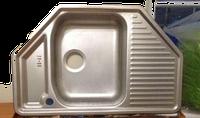Кухонная Мойка DONAU 50x78 врезная