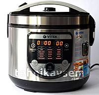 Мультиварка VITEK VT-4272 BK (5л,17 программ)