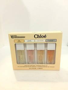 Подарочный набор с феромонами Chloe 4x15ml