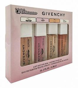 Подарочный набор с феромонами Givenchy 4x15ml