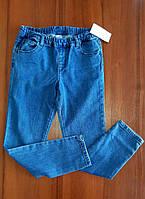 Джинсы для девочки 7 лет 124-130 см Carters