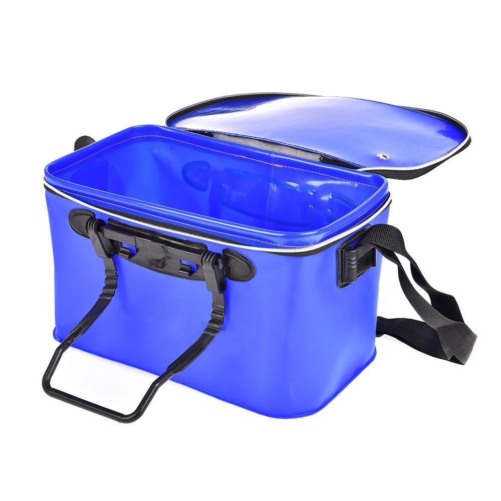0b2199245ca9 Сумка для рыбалки с карманом UKC SF23836 50 х 30 х 28 см (007104_gr ...