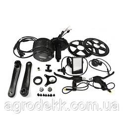 Електромотор Bafang BBS02 48V 750W дисплей 850C електричний комплект для велосипедо