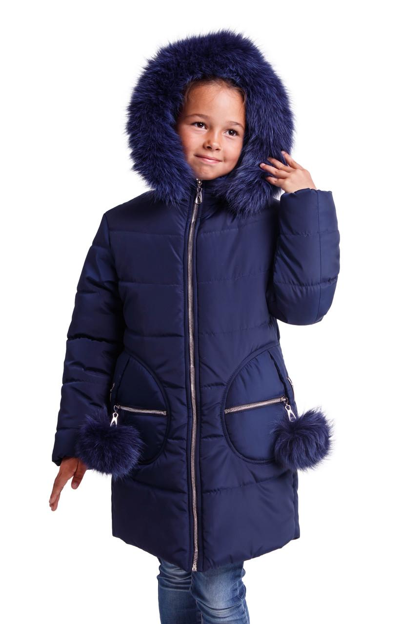 Зимние пальто для девочки  подростка  от производителя 34-42