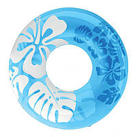 Надувной круг Intex 59251 91 см Голубой   (59251_1_int)