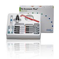 Te-Econom Plus (Те-эконом плюс), набор 4 шприца, фотополимерный материал, Ivoclar Vivadent