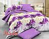 """Красивый двухспальный комплект постельного белья """"Магдалина""""."""