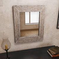 Зеркало в раме Persia Brown 550х450