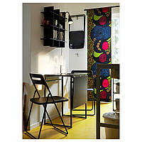 Садовый стул, черный Икеа Ниссе, 301.150.66 Ikea