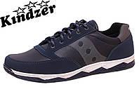 Кроссовки Kindzer F34 синий цвет