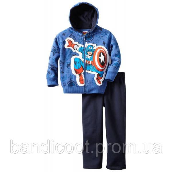 Костюм кофта, штаны Marvel, размер 4Т