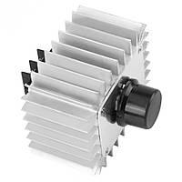 Регулятор мощности AC 220 В 5000 Вт термостат диммер 2000-04570