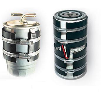 Электрический подогреватель дизельного топлива тонкой очистки ПБ 101 НОМАКОН 68-73 мм 12в.